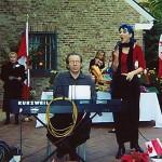 Xmas Carols, Canadian Embassy, LA 2001